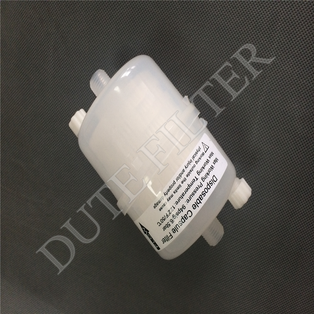PP 5.0um NPT Capsule Filter for Coating Meissner Equivalent