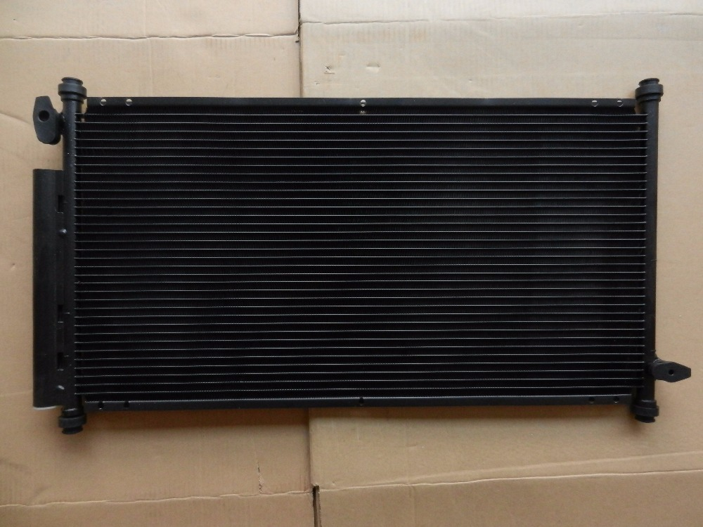 80110-SEM-<strong>M01</strong>/M02 Car aluminum air conditioner Condenser For Honda FIT SALOON 05'-06' / CITY 07'-08'