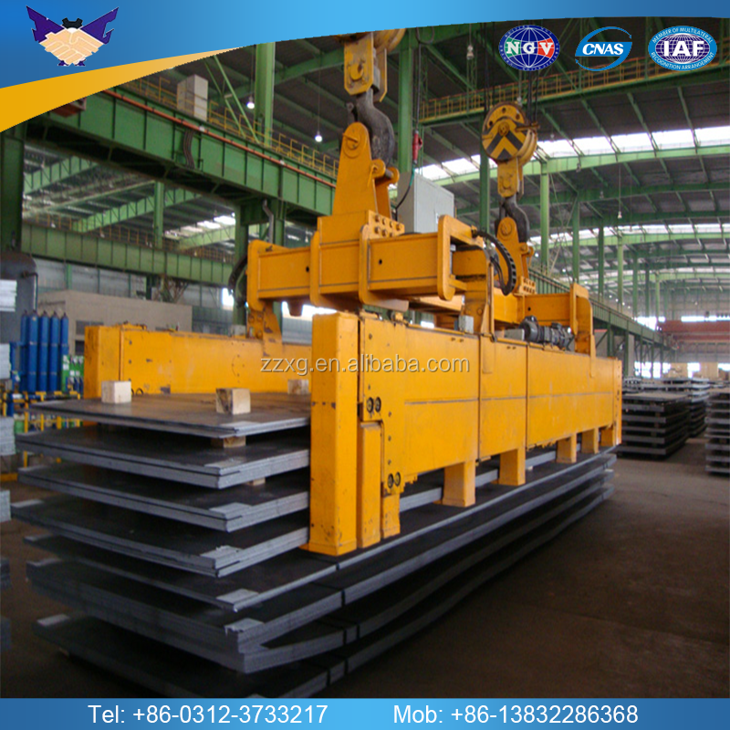 Mechanical manual telescopic sheet lifter