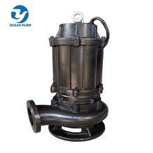 Mechanical Seal Submersible Waste Water Pump