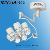 Single dome ceiling LED shadowless medical light