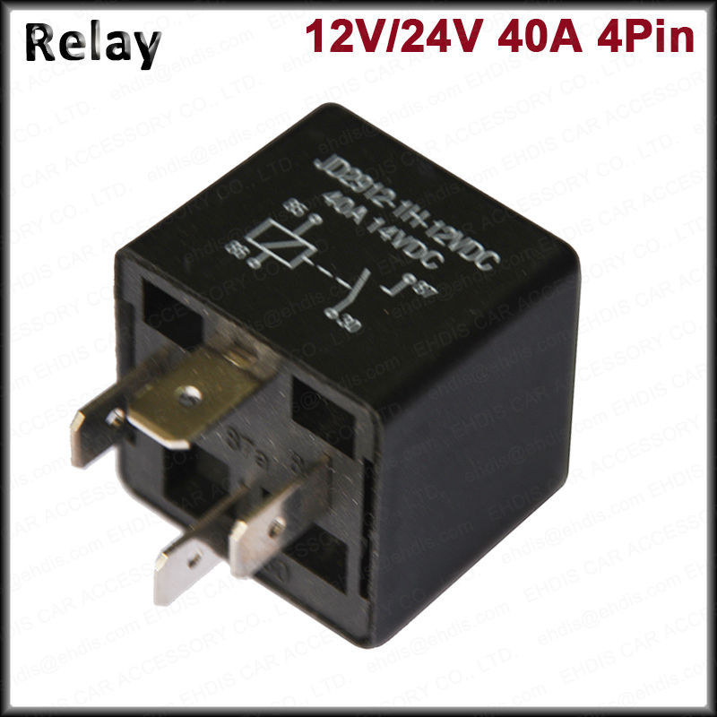 wholesale auto relay motorcycle 12V light relay glow plug relay in a low price