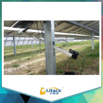 A Reliable Maintenance-free Linear Actuator With a Long Lifetime for Solar Actuator