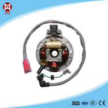 Chinese factory price, high quality motorcycle magneto stator coil for BAJAJ BOXER CT100
