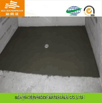 Basement Polyurethane spraying Waterproof Materials