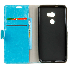 Magnetic Flip PU Leather Wallet Case for Alcatel A3 / A3 XL Card Holder Stand Mobile Phone Cover For Alcatel A3 / A3 XL