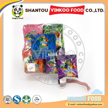 5g fruit flavour gummy roll soft candy for sale