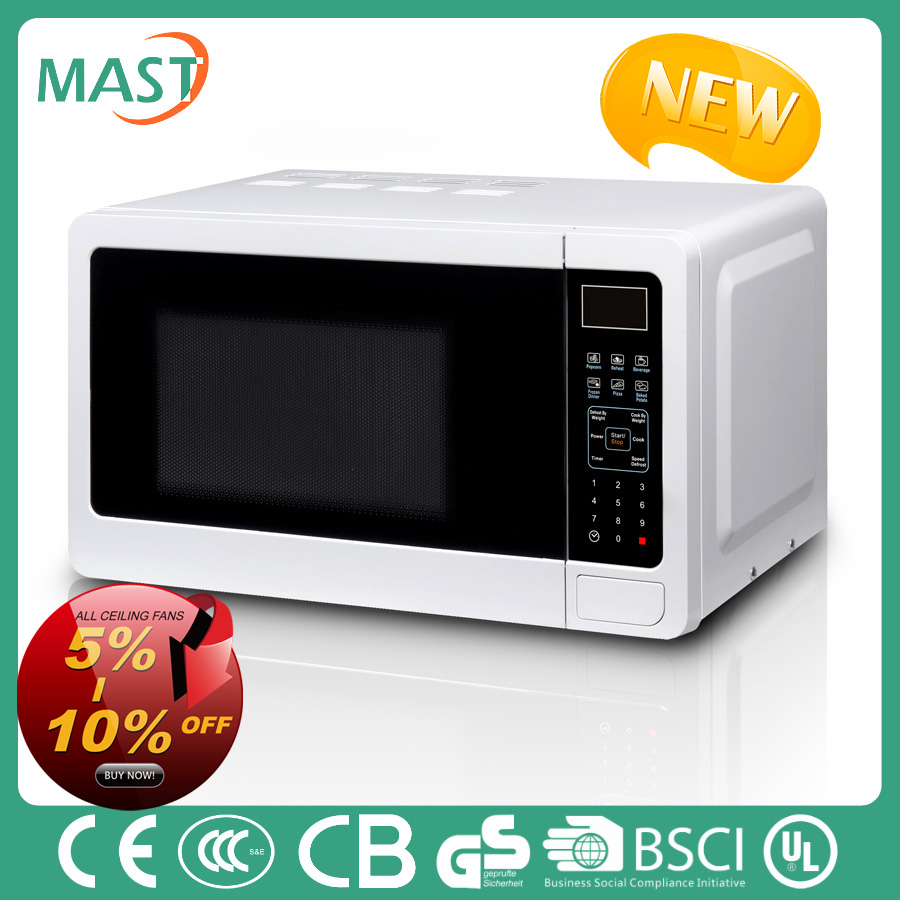 20L home fitted microwave oven copper microwave ovens