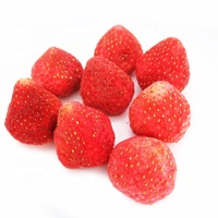TTN 2018 China Export Cheap Organic Freeze Dried Strawberry Fruit