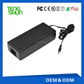 TengShun 48v2a electric bike balance scooter battery charger with FCC CE SAA UL approved