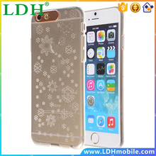 Phone Case for iPhone 6 case 4.7 Flashing LED Cover mobile phone bags & cases Brand New Arrive 2014 Accessories