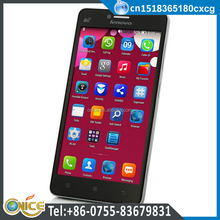 Lenovo A858W super slim smartphone 5MP front 8MP rear double camera mobile phone