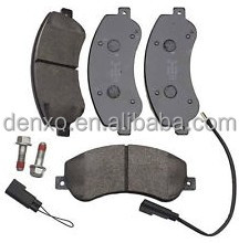 1553797 American Mini Bus Front Brake Pads for F ord Transit