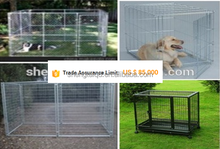 large pet kennel for dog