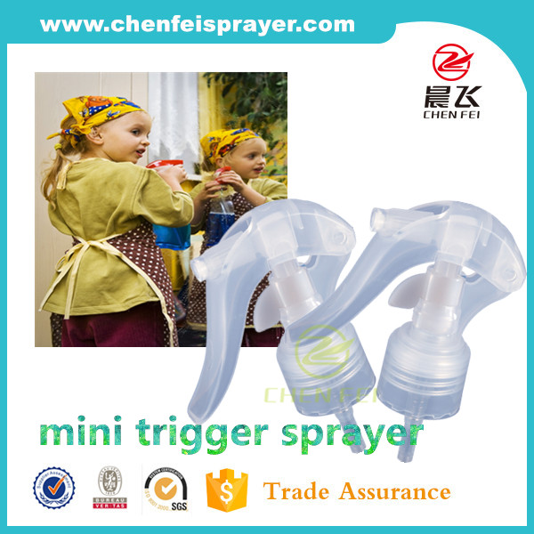 Guaranteed quality portable mouse shape pump house cleaning plastic mini spray pump for bottles in various color