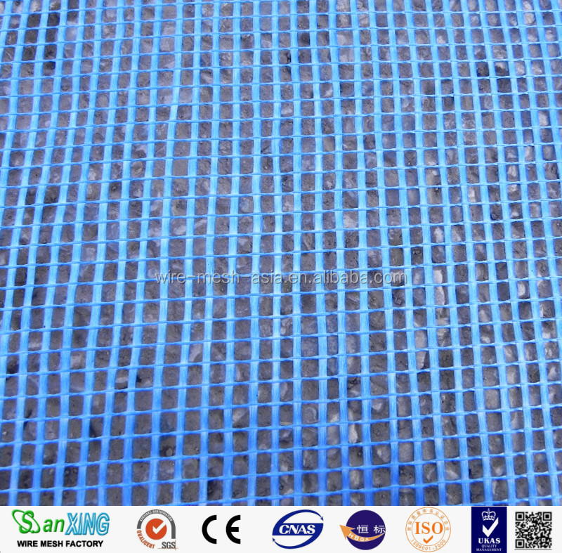 High quality 130-160 grams or produce as customers require fiberglass mesh