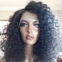 sexy mongolian curly wigs for black women easy access installed fashion wigs with color lace wig human hair accept Paypal