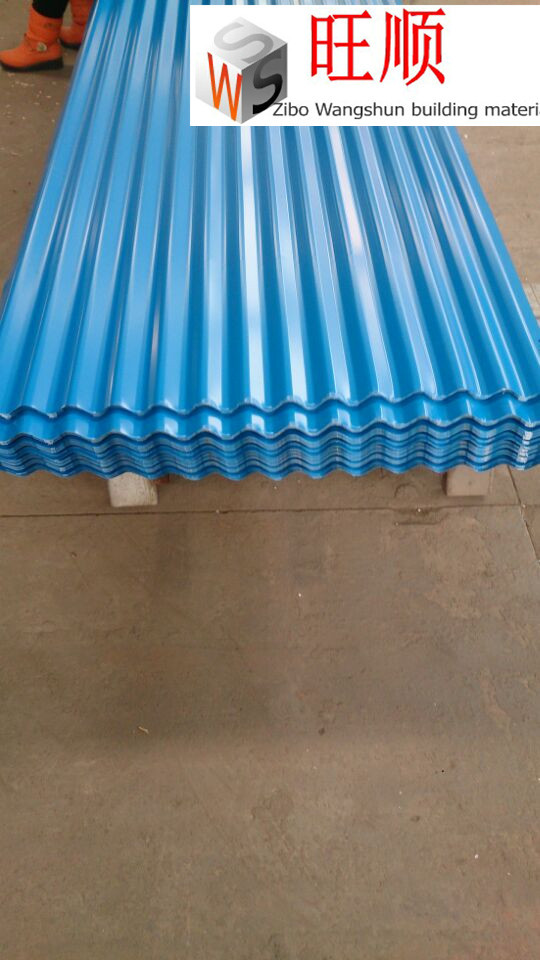 zinc steel corrugated roofing sheets weight