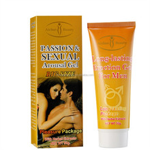 Long-lasting Erection Gel for men, passion and sexual Arousal Gel big size.pleasure package