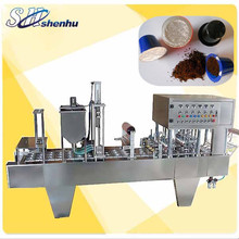 shanghai shenhu chineses best price coffee pod packaging machine