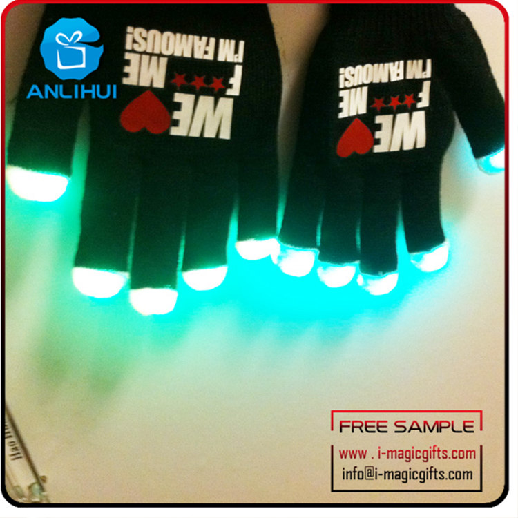 The Best Gloving & Lightshow Dancing led Gloves for Clubbing, Rave, Birthday, EDM, Disco,