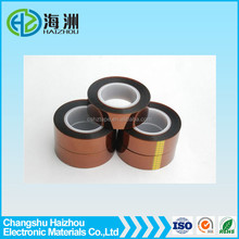 1mil-5mil Polyimide Film Tape, High Temperature Masking Tape, Class H Insulation Tape