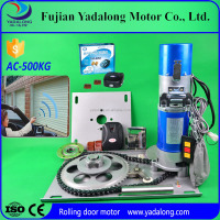 high quality high speed roll up shutter motor/electric roller shutter motor