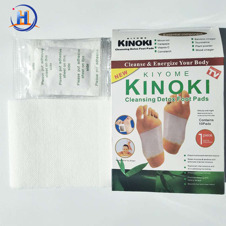Reliable and Good bamboo detox foot patch best ginger crystal patch' with discount price