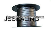 wire reinforce graphite packing
