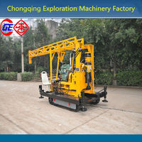 High Efficience Base Support XY-2L Ground Hole Drilling Machines