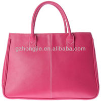 Newest arrival high quality pu leather ladies bags