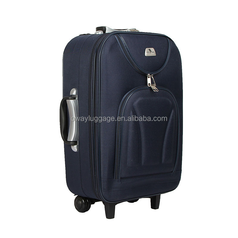 stock 3pcs EVA trolley luggage set 3pcs EVA travel bag for brazilian market