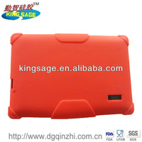 Kid game 7 inch silicone tablet case
