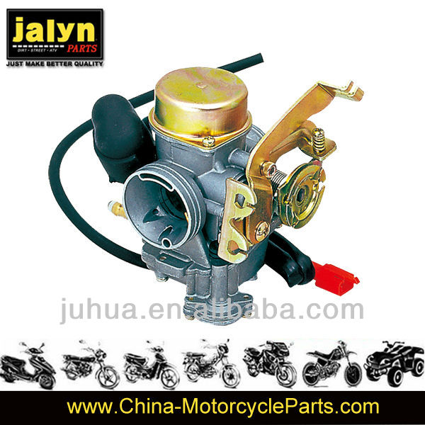 Wholesale Aluminum Motorcycle Carburetor Complete For GY6-150