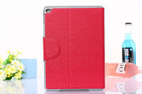 Electronics goods Oracle leather case+PC inner backup for iPad air 2 with stand wallet design