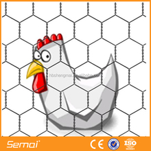 high quality g i hexagonal wire mesh made in china(anping ISO CE)