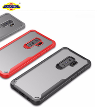 Hybrid Rugged Bumper Case For Samsung Galaxy S9 Plus Shockproof Case