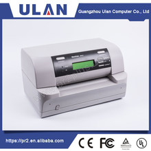 New nantian PR9 bank bankbook printer passbook printer