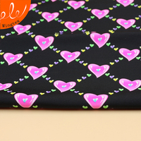 2015 New Fashion Waterproof Polyester Spandex Fabric, 4 Way Stretch Fabric, Wholesale Lycra Fabric Spandex For Garment