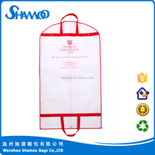 80G Non-woven Garment Bag ,Foldable Garment Suit Covers