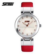 High quality beautiful women slim fashion quartz watch