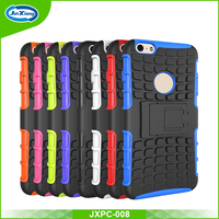 Newest products 2 in 1 slim tpu&pc cell phone case cover for iphone 6