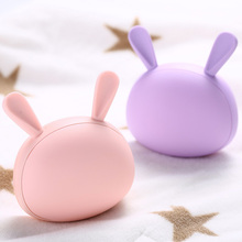 Wholesale Small Gift Animal Shape usb Rechargeable Reusable Hand Warmer