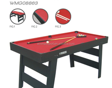 Hot selling medium sized pool table cheap pool tables