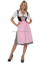 Swiss Miss Costume Kids Beer Wench Oktoberfest Fancy Dress