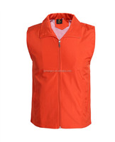 Modern style custom design sleeveless waistcoat with good prices vest
