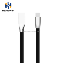 Hengyan fast charging type c usb 3.0 cable cell phone to computer