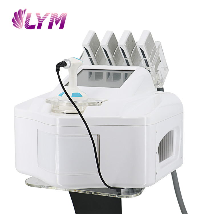 Cavitation System Cryo Plates Fat Removal Slimming <strong>Machine</strong>