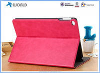 High quality trending Stand Wallet Leather Cover Case For Apple iPad Air 2