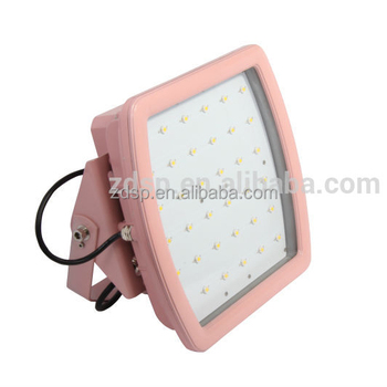 IP68 90watt gas station canopy light flood light